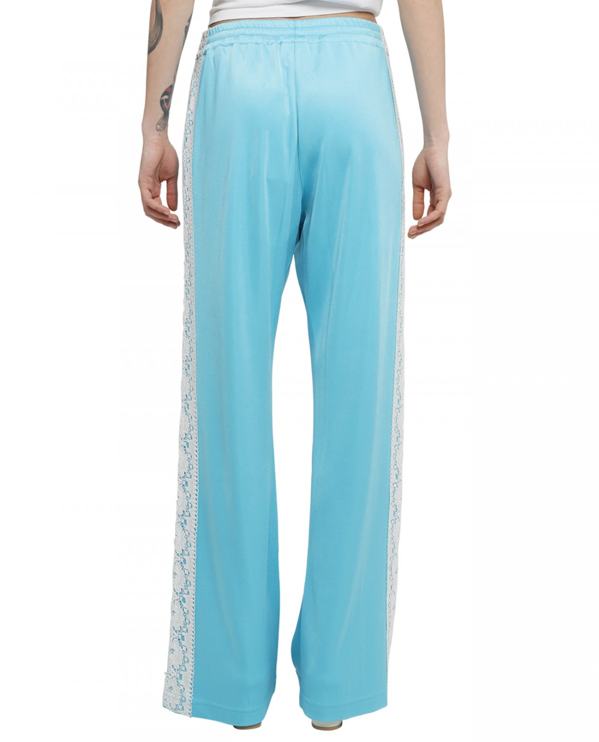Dolce & Gabbana denim blue trousers
