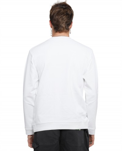 Rick Owens Gentlemans Milk Short Sleeved Crew Neck T-Shirt