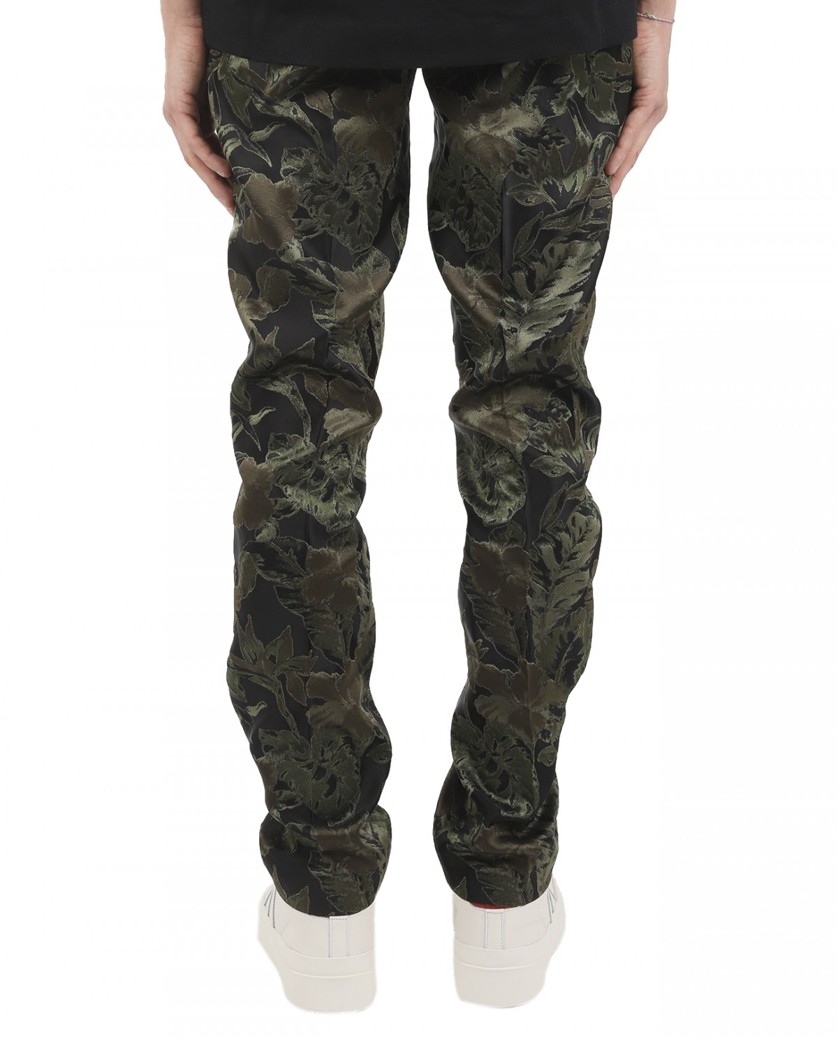 Polo Ralph Lauren army green trousers