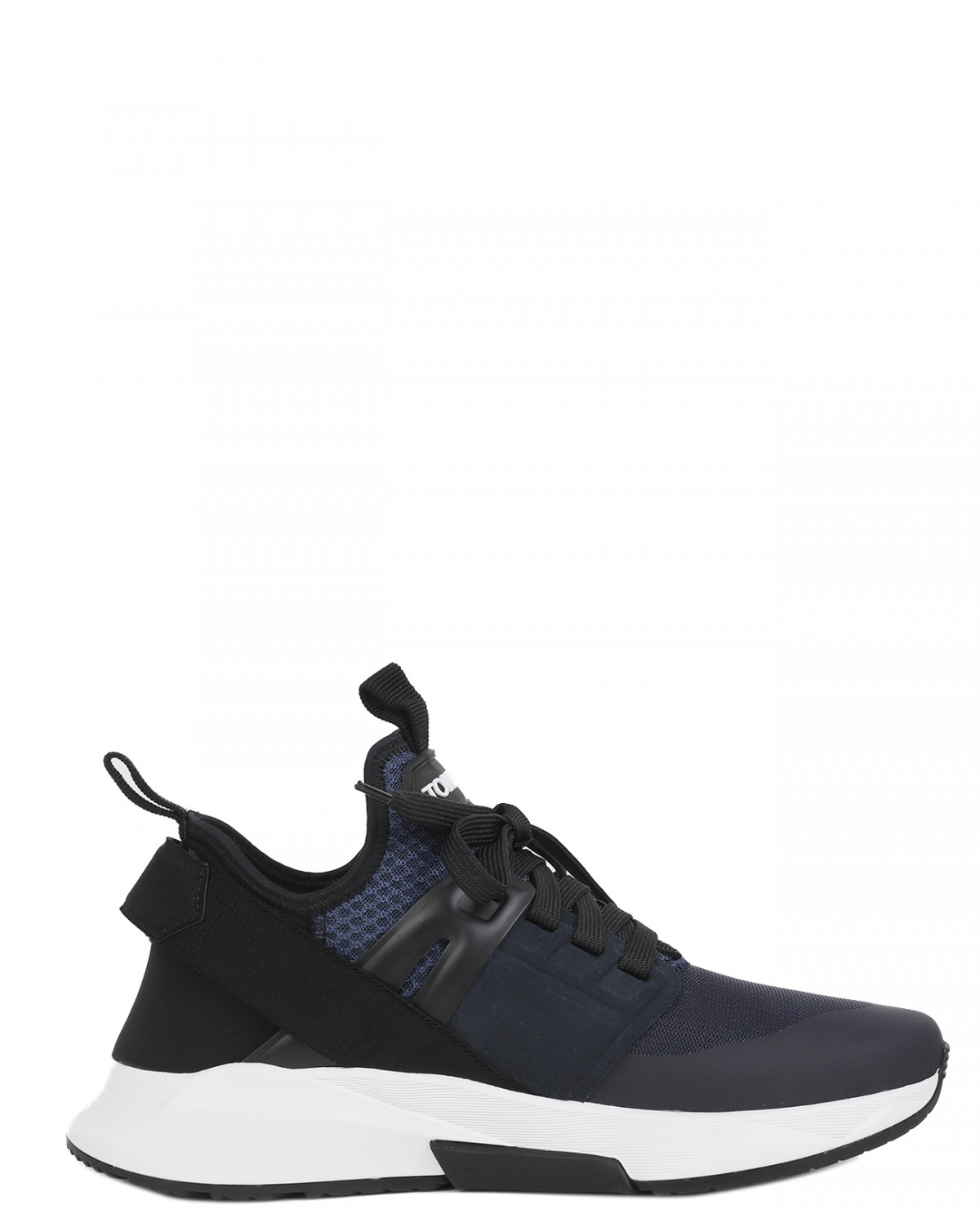 Tom Ford blue Jago sneakers