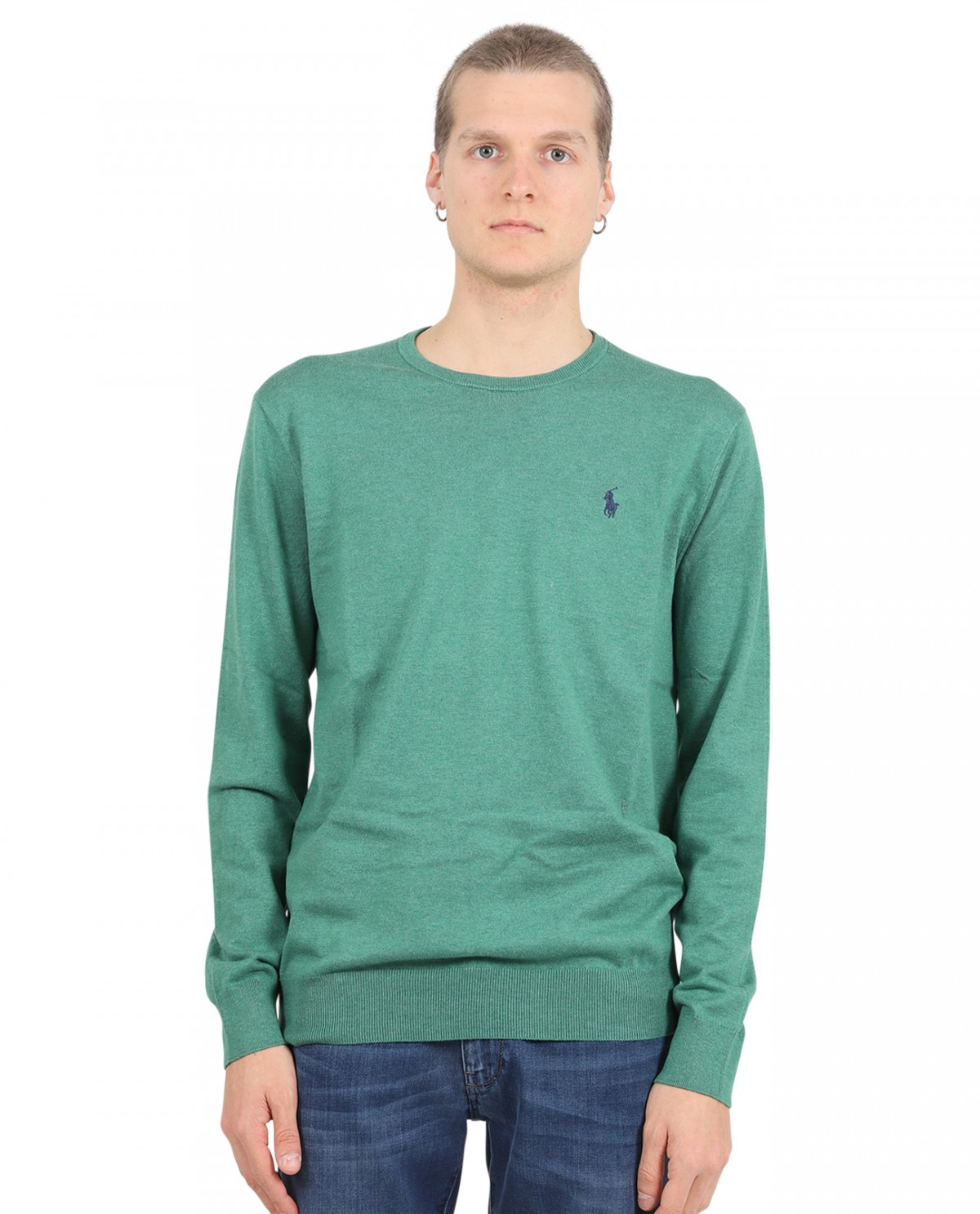 Polo Ralph Lauren green sweater