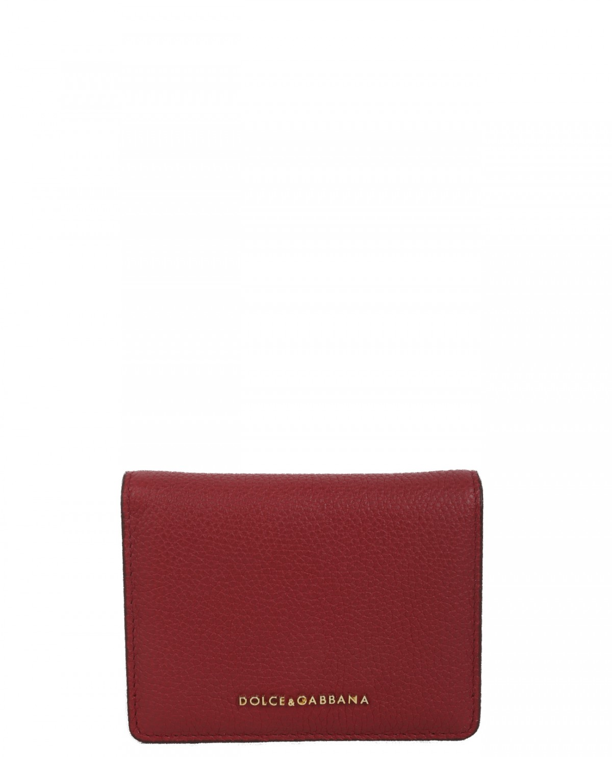 Dolce & Gabbana small red wallet