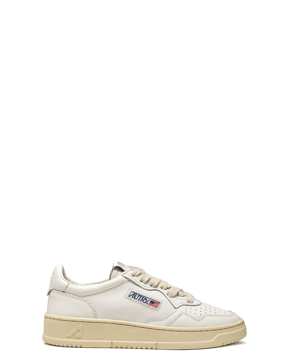 Autry white sneakers M