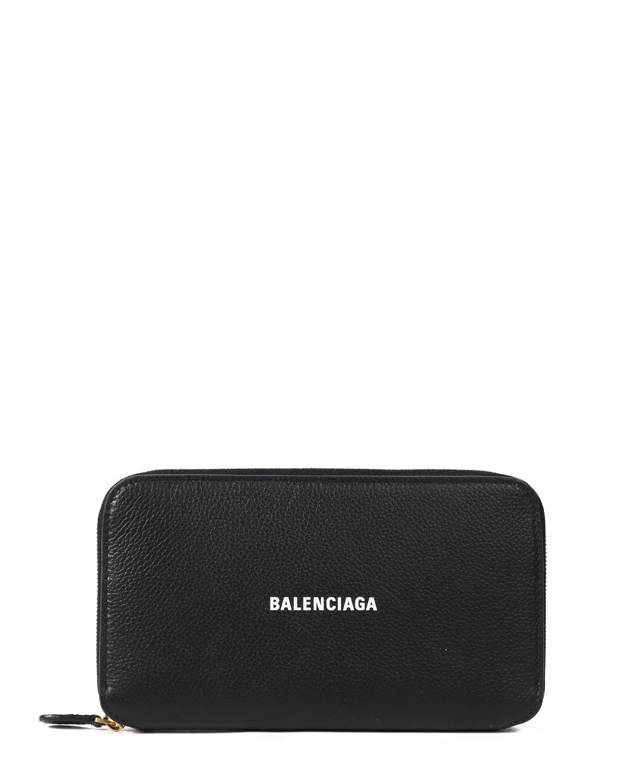 Balenciaga black Cash wallet