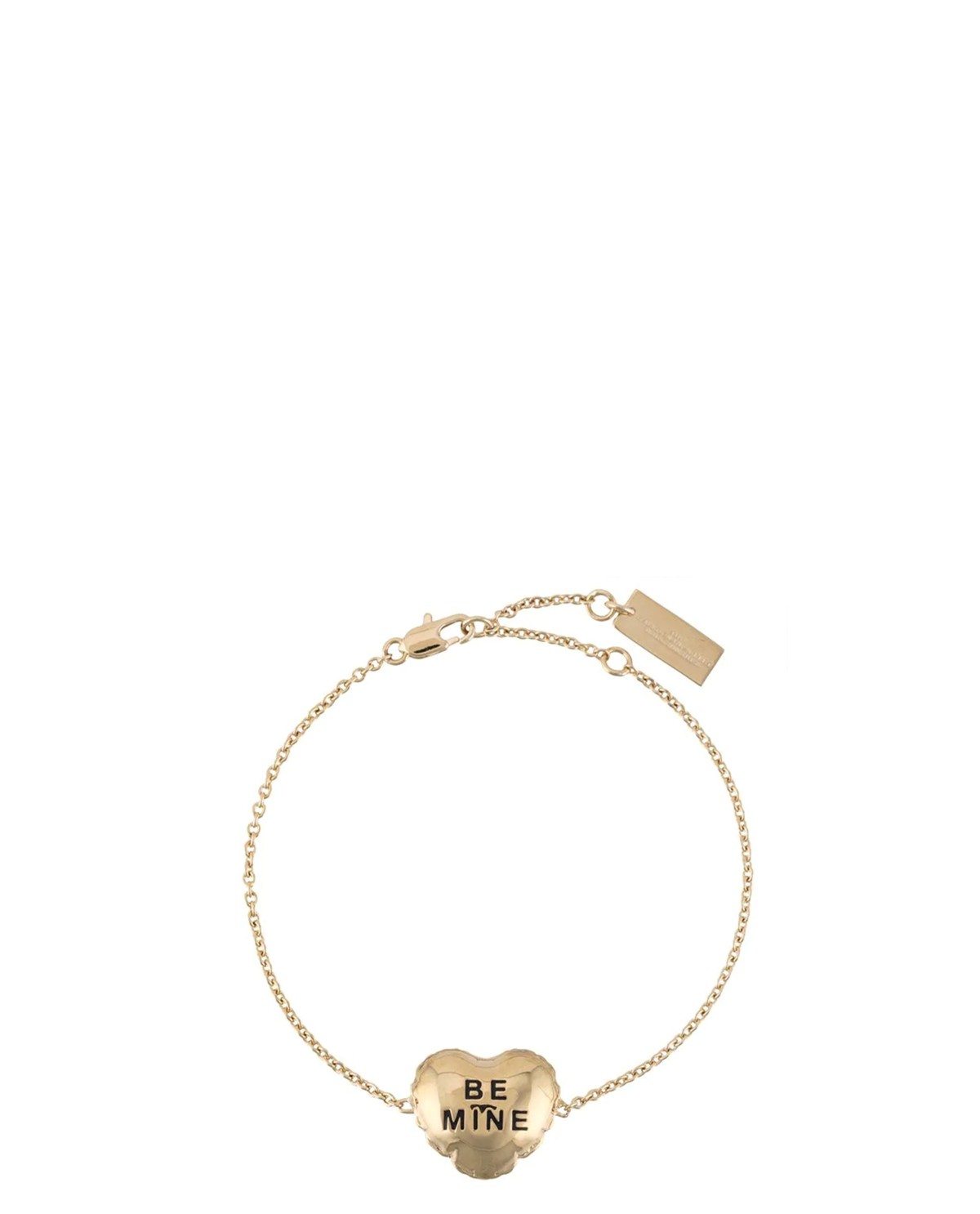 Marc Jacobs gold Be Mine Balloon...