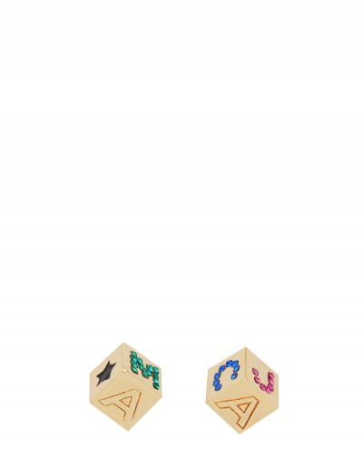 Marc Jacobs goldToy Blocks...