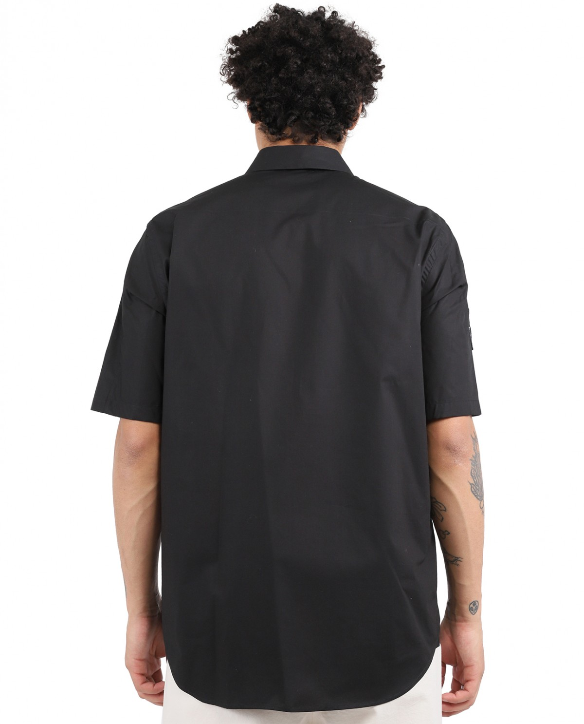 Raf Simons black shirt