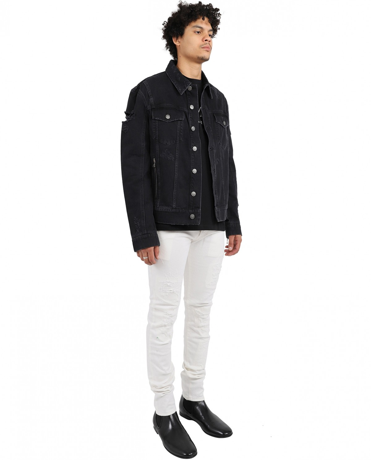Greg Lauren sailor track jacket
