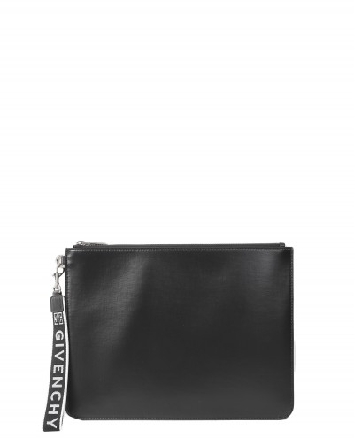 Givenchy black strap pouch