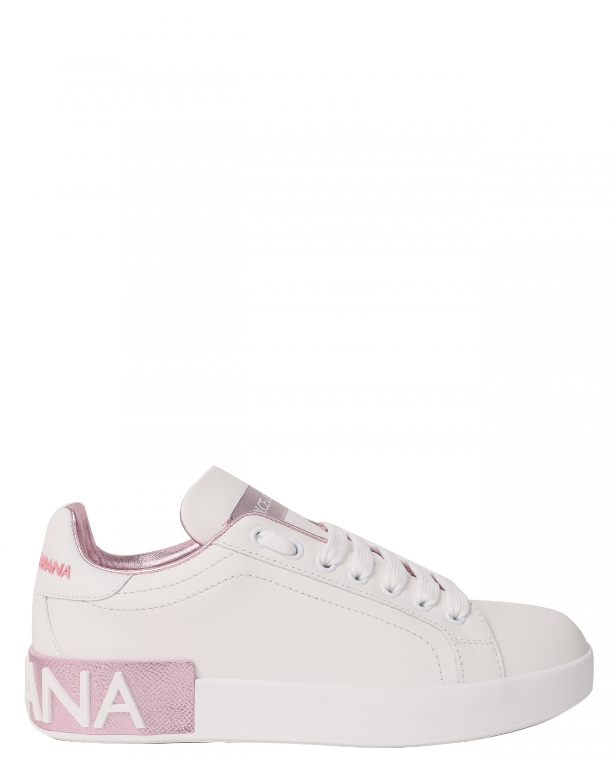 Dolce & Gabbana white and pink...