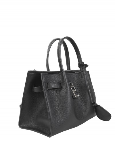 Delvaux black Cool Box Mini handbag
