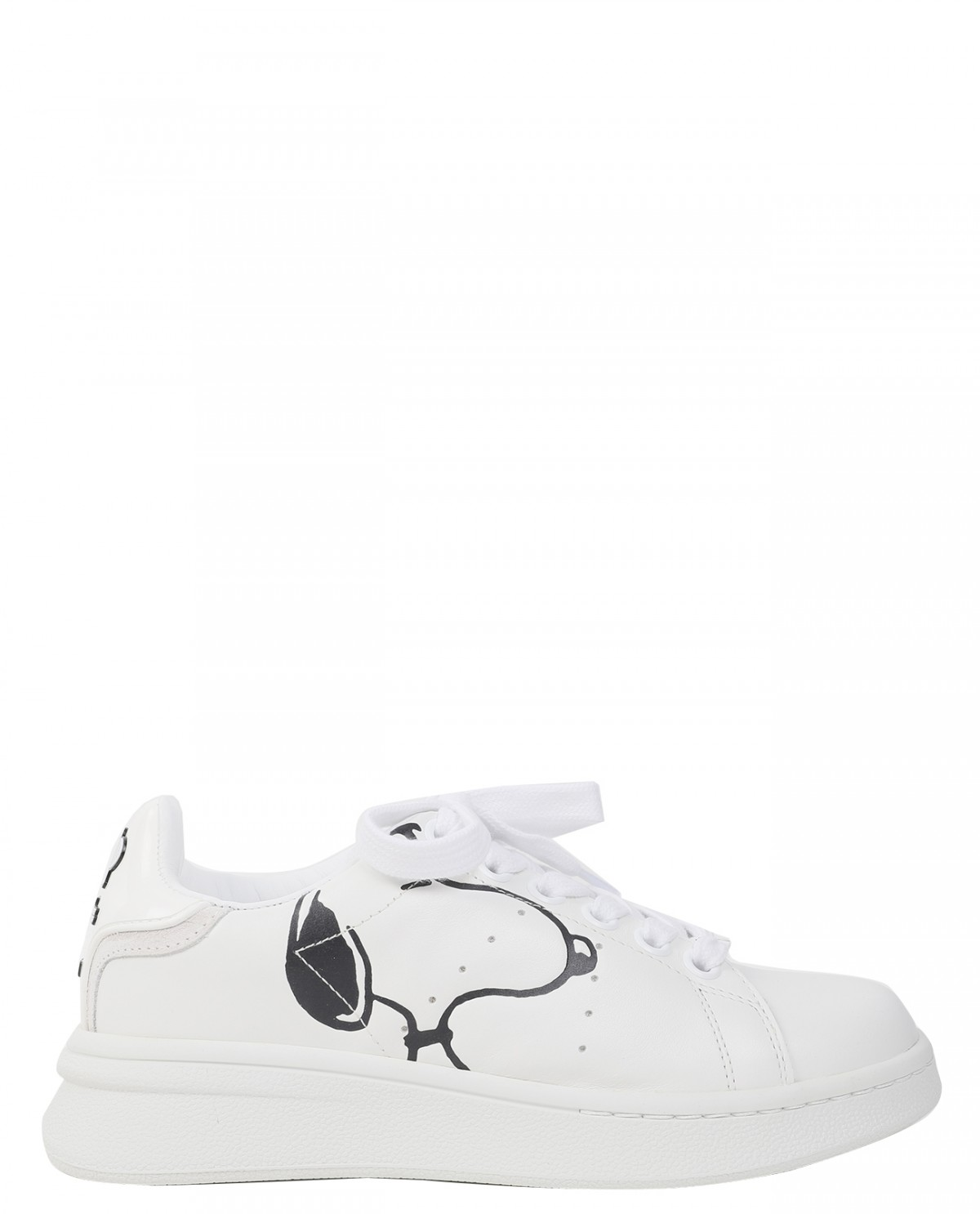 Peanuts X Marc Jacobs white Snoopy...