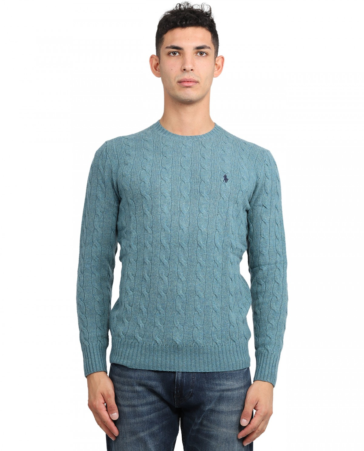 Polo Ralph Lauren blue sweater