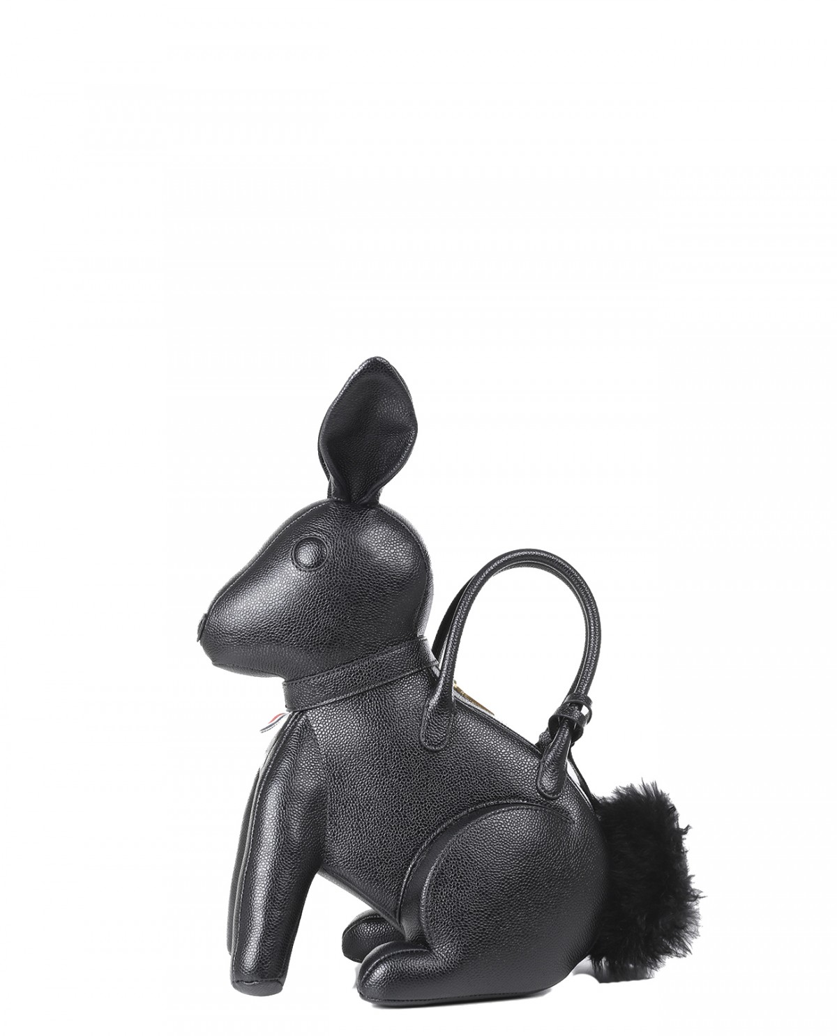 Thom Browne black Rabbit bag