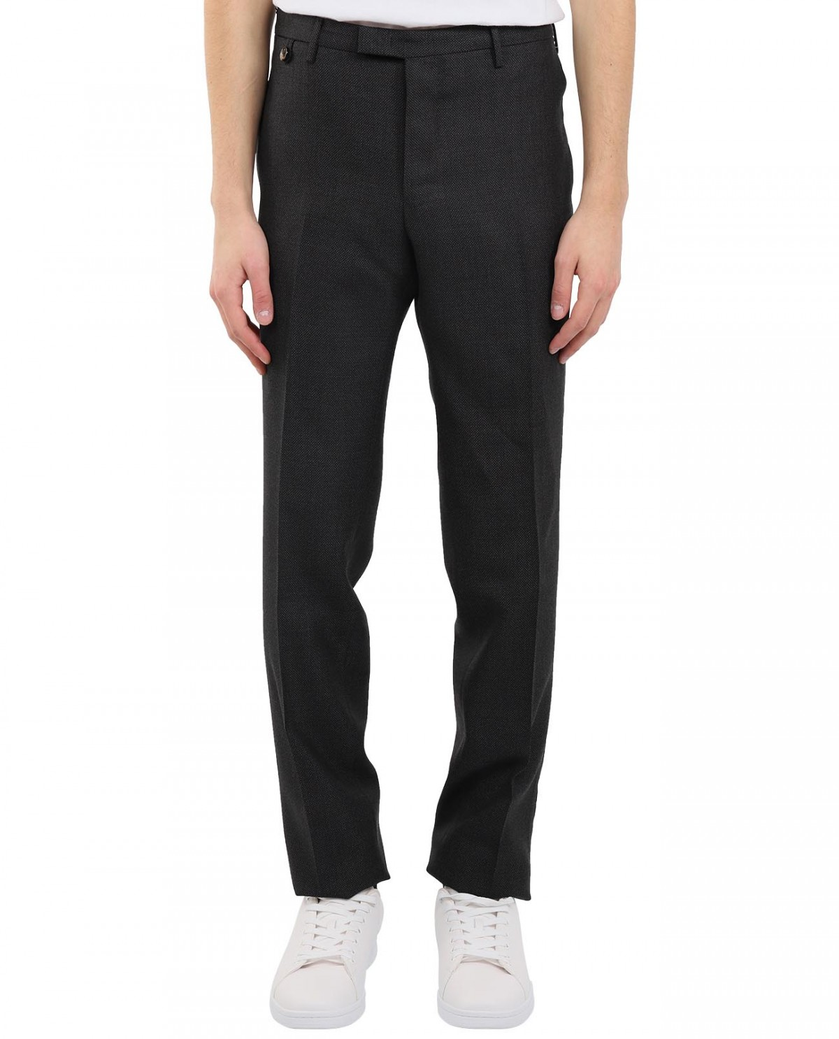 PT Torino patterned trousers