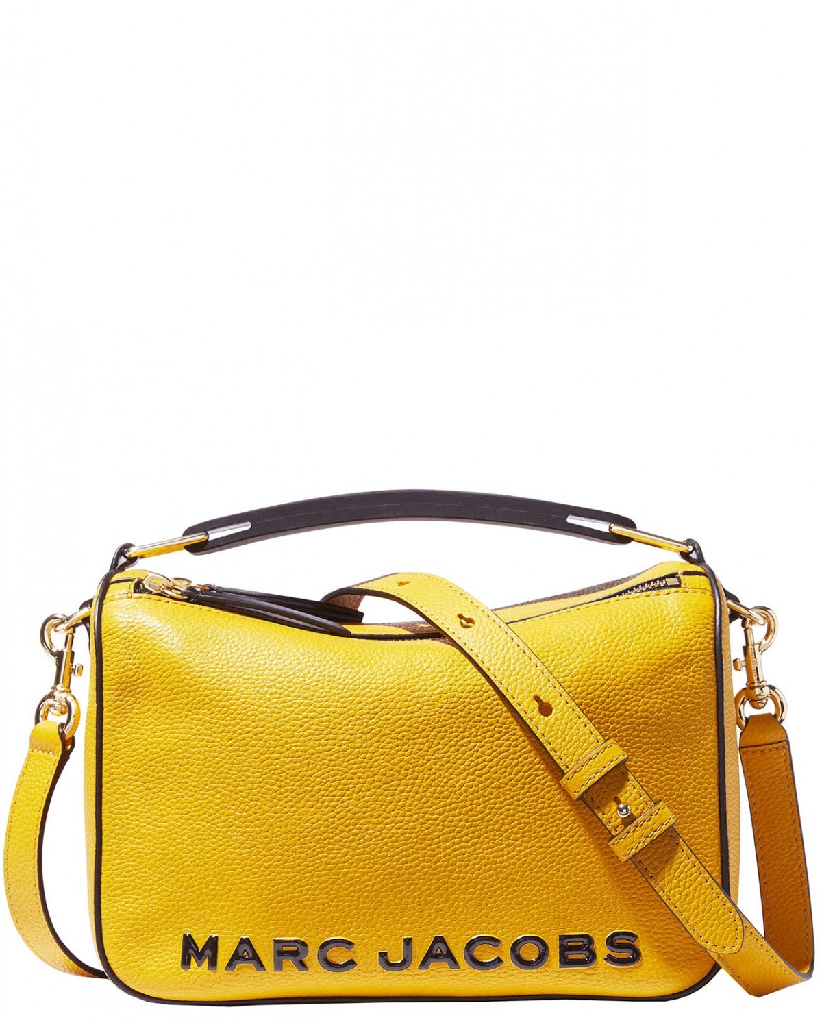 The Marc Jacobs ochre Soft Box 23