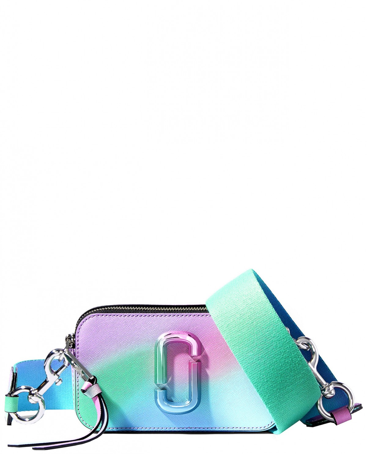 The Marc Jacobs airbrushed Snapshot bag