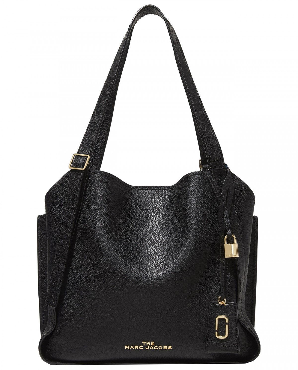 The Marc Jacobs black Director tote
