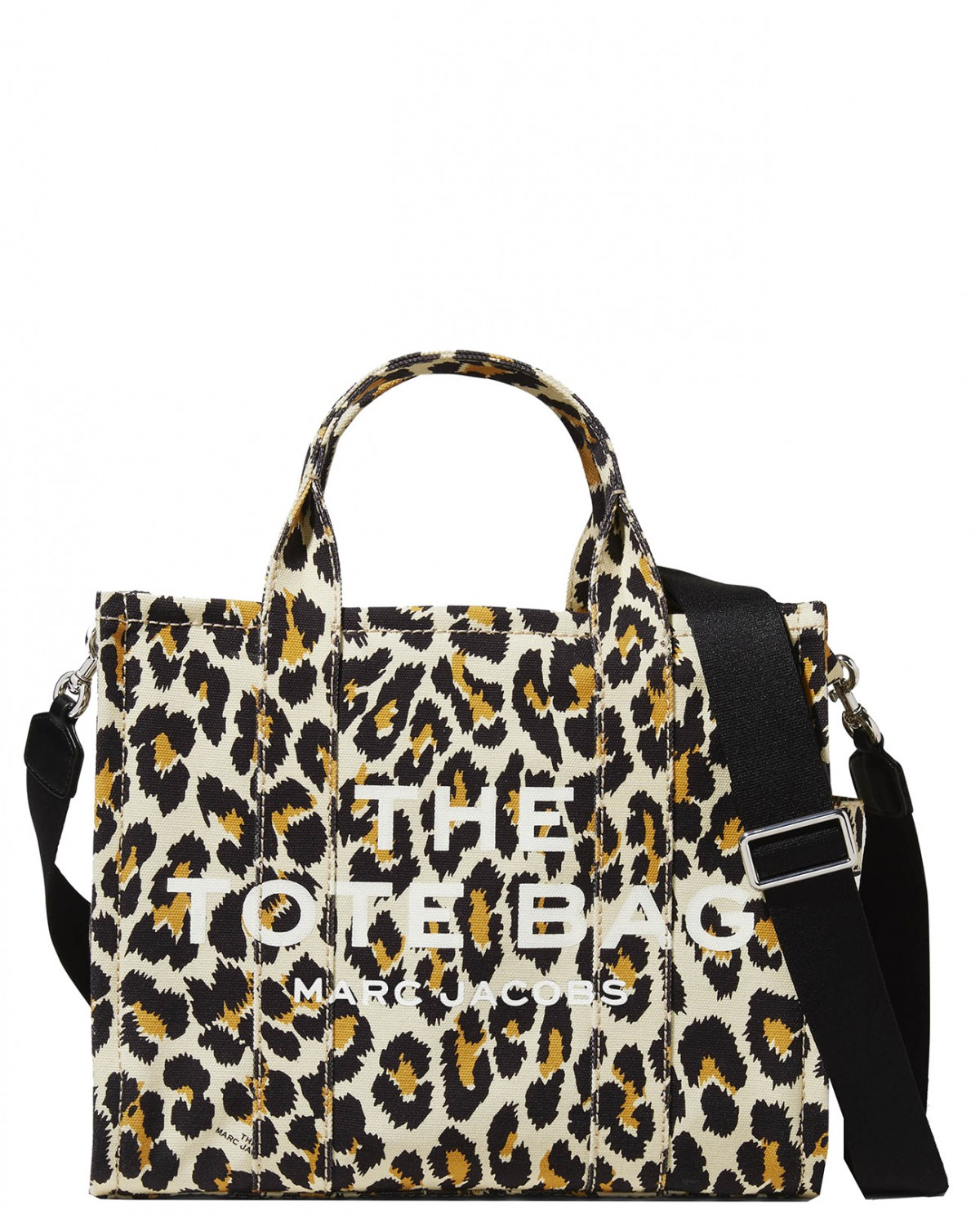 The Marc Jacobs leopard Small...