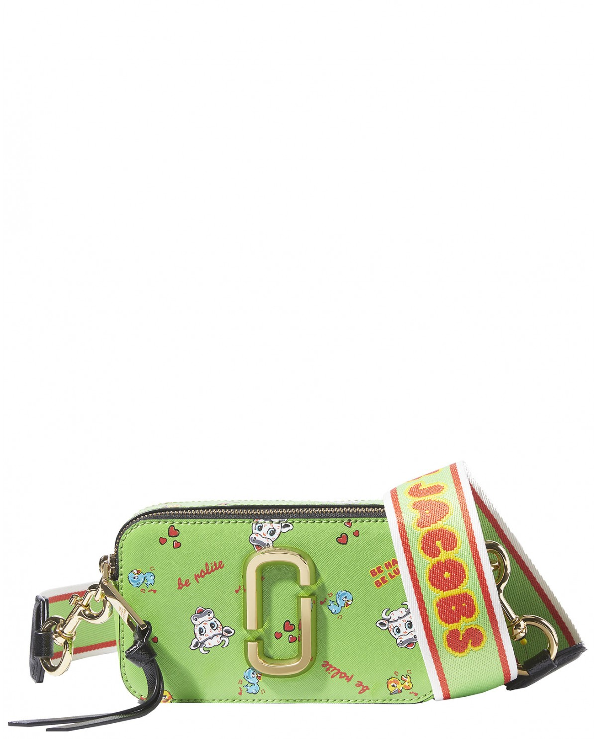 The Marc Jacobs x Magda Archer green...