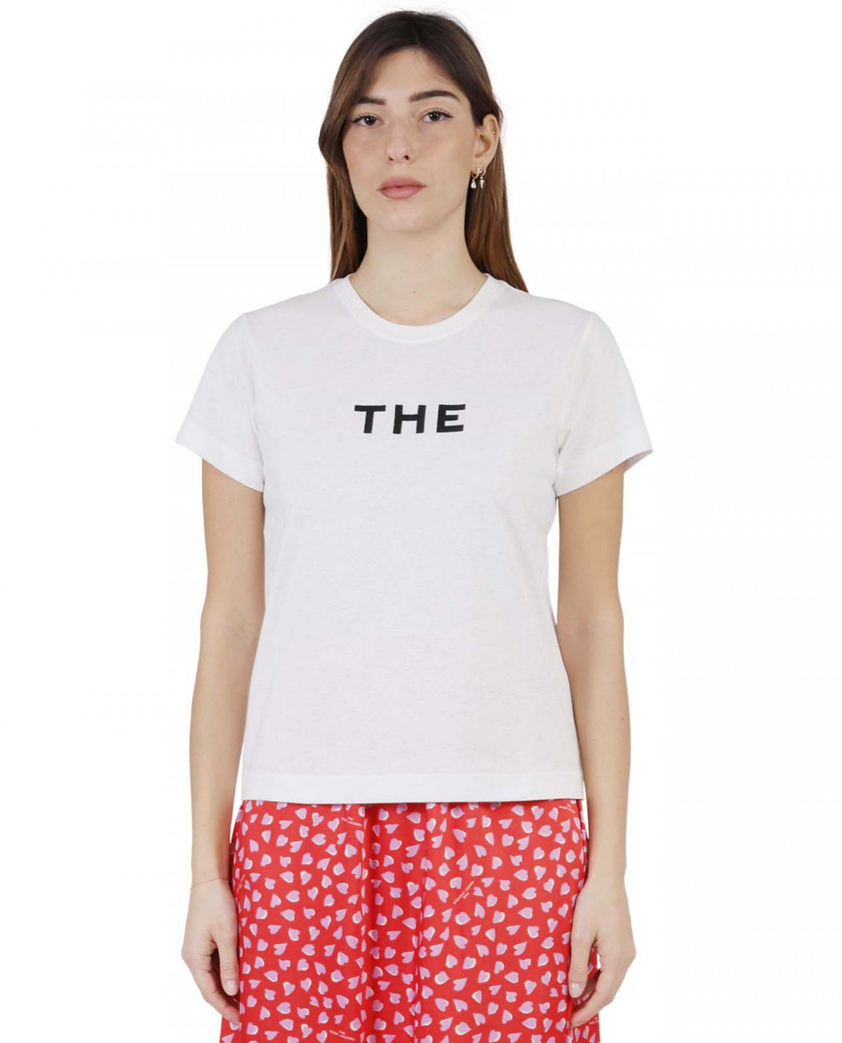 The Marc Jacobs white T-shirt