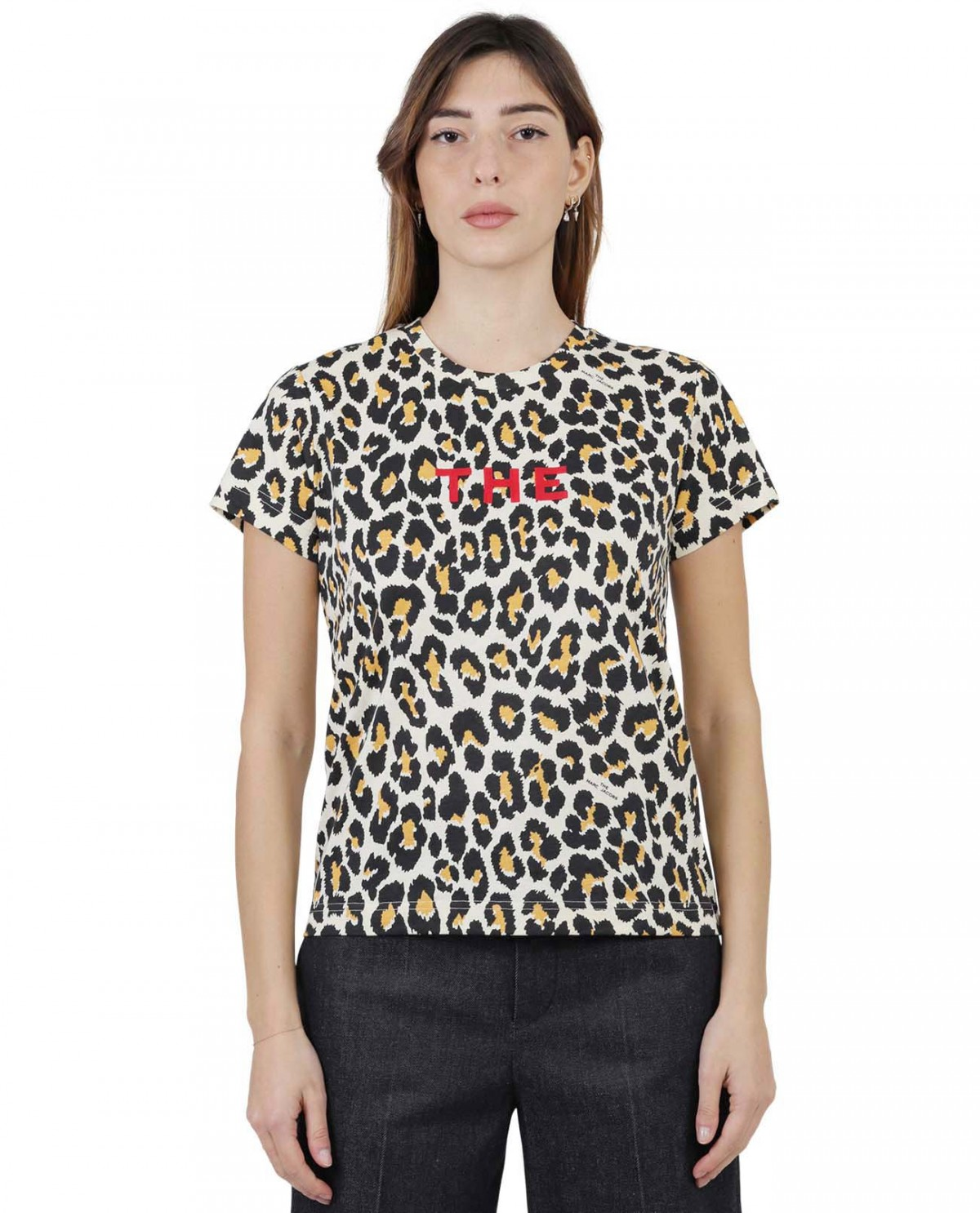 The Marc Jacobs leopard t-shirt