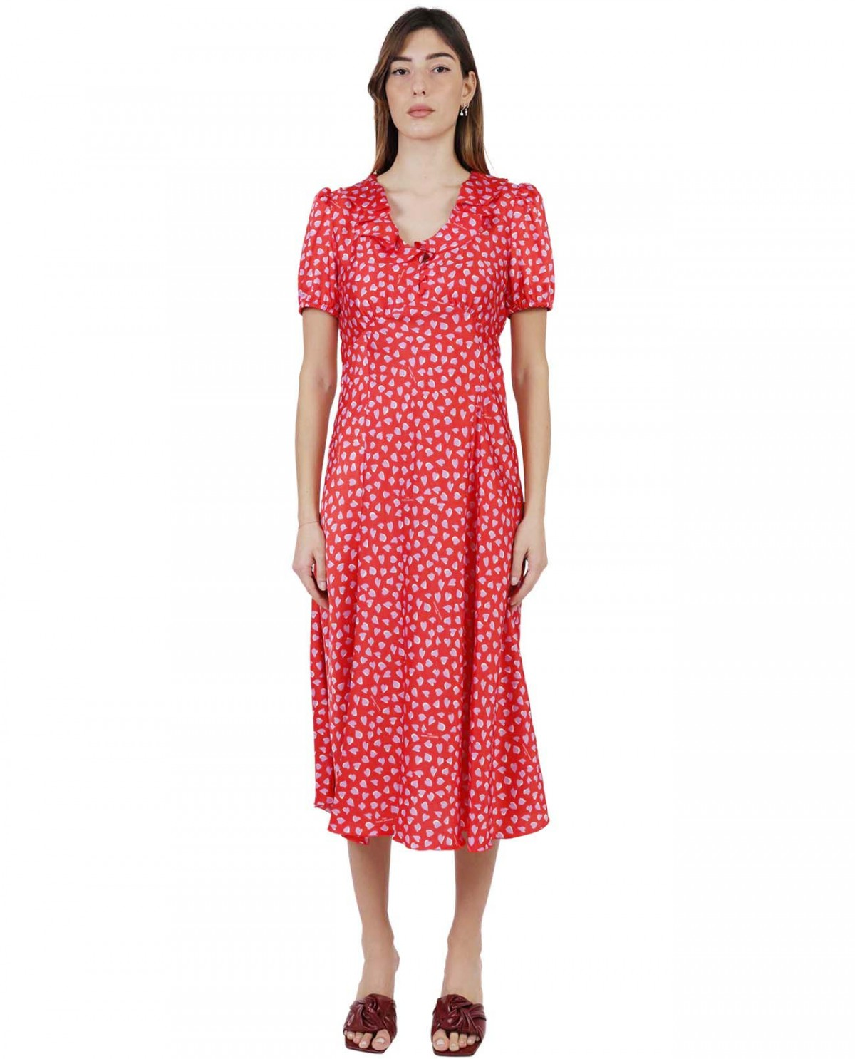 The Marc Jacobs red Love dress