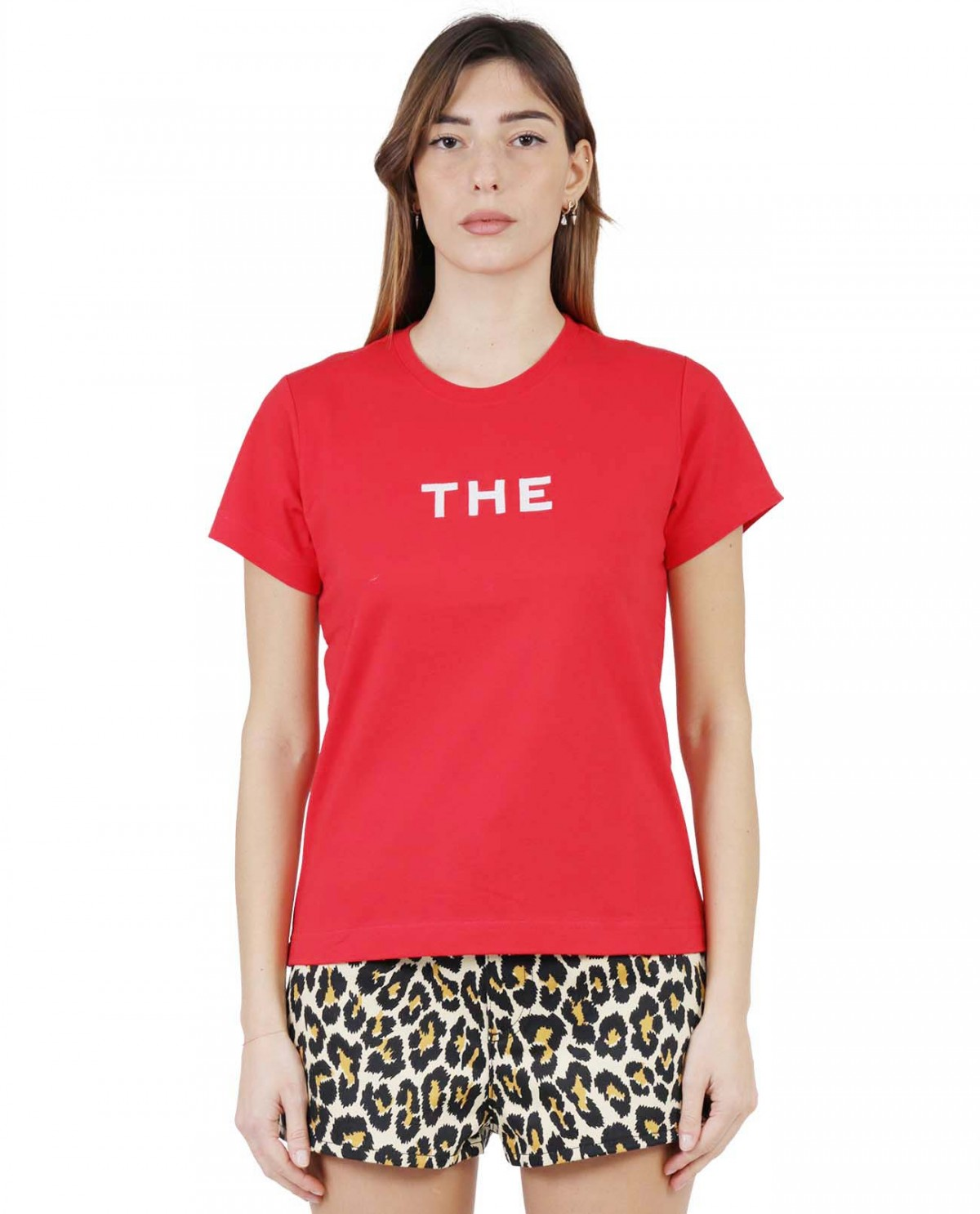 The Marc Jacobs red T-shirt