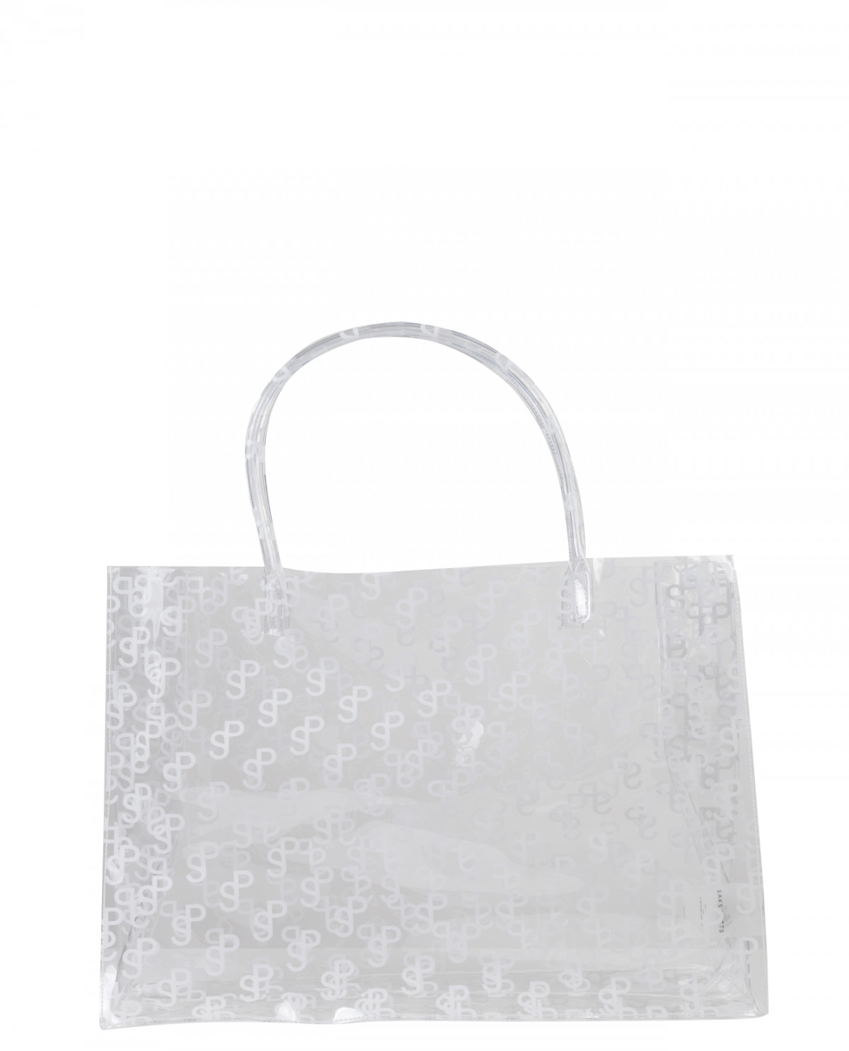 Saks Potts SP shopping bag