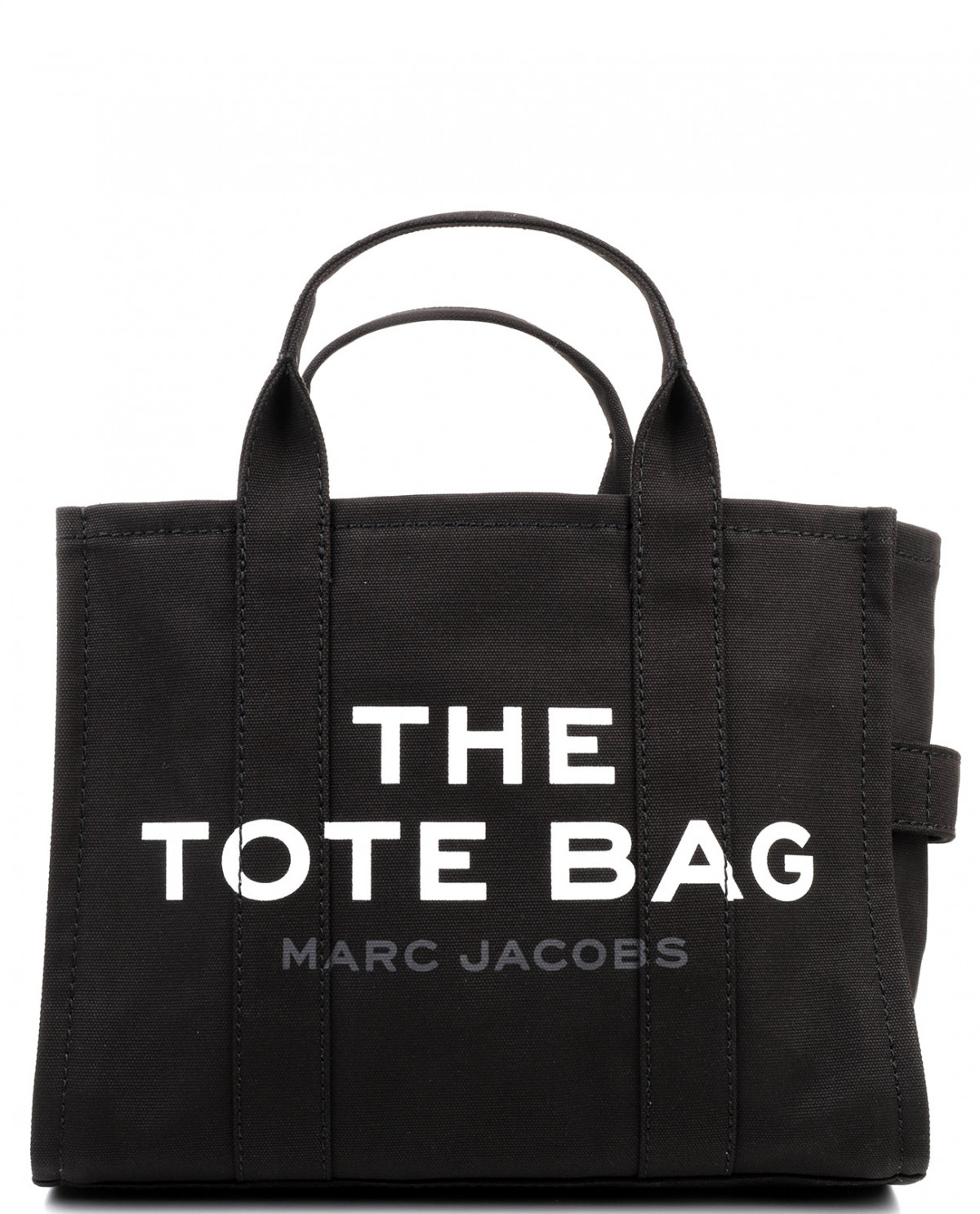 Marc Jacobs black Small Traveler Tote
