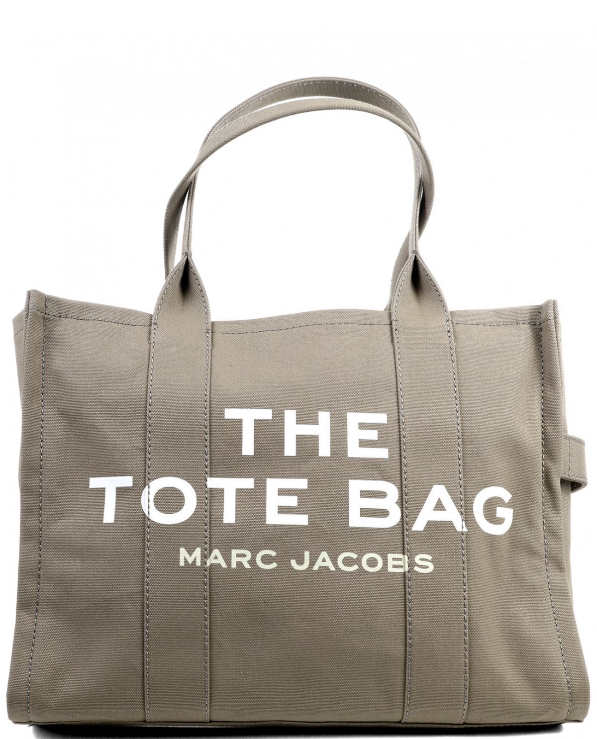 Marc Jacobs green Traveler Tote