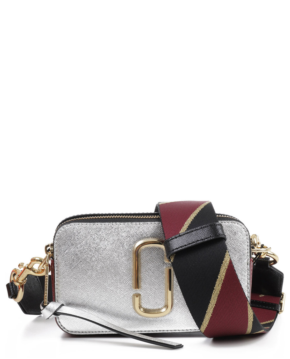 Marc Jacobs silver Snapshot