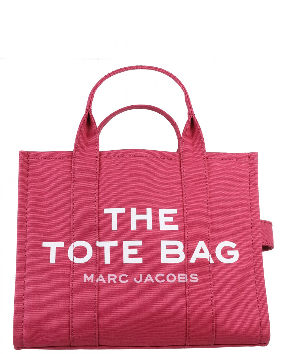 Marc Jacobs magenta Small Traveler Tote