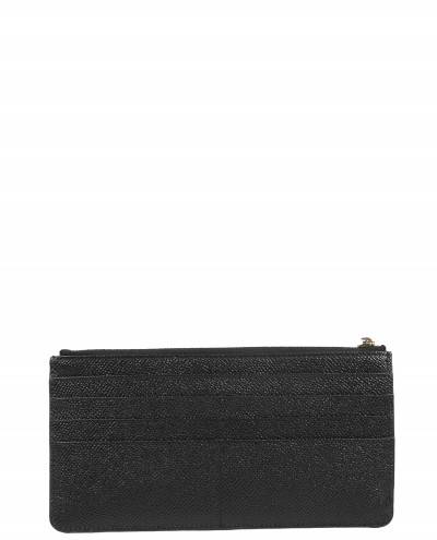 Raf Simons yellow document holder
