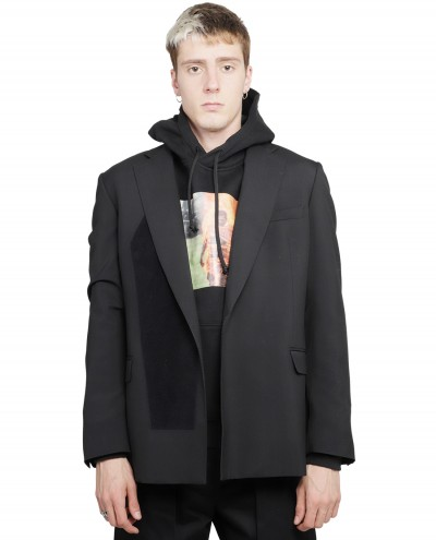DRKSHDW black lab jacket