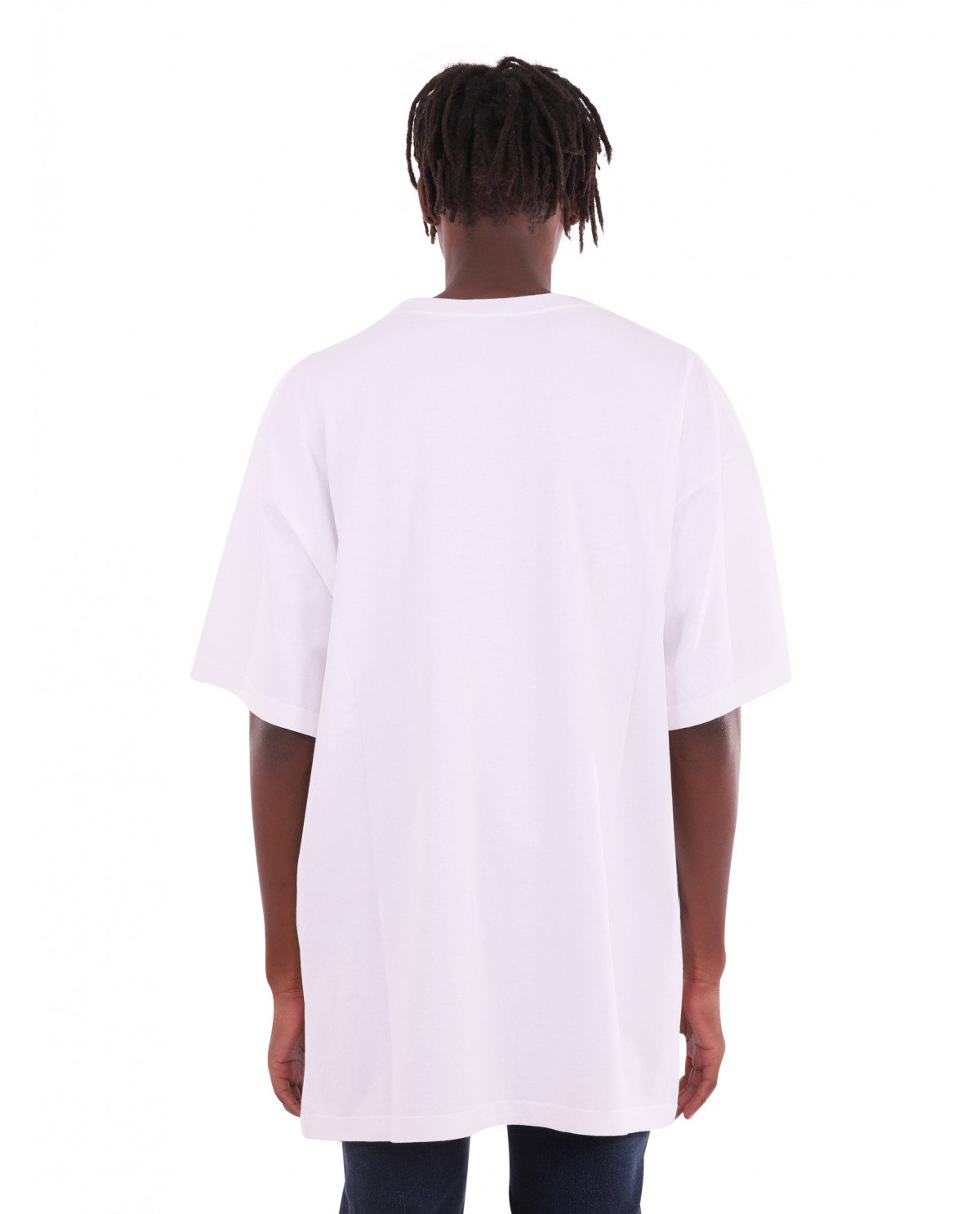 Comme des Garcons Play black tee
