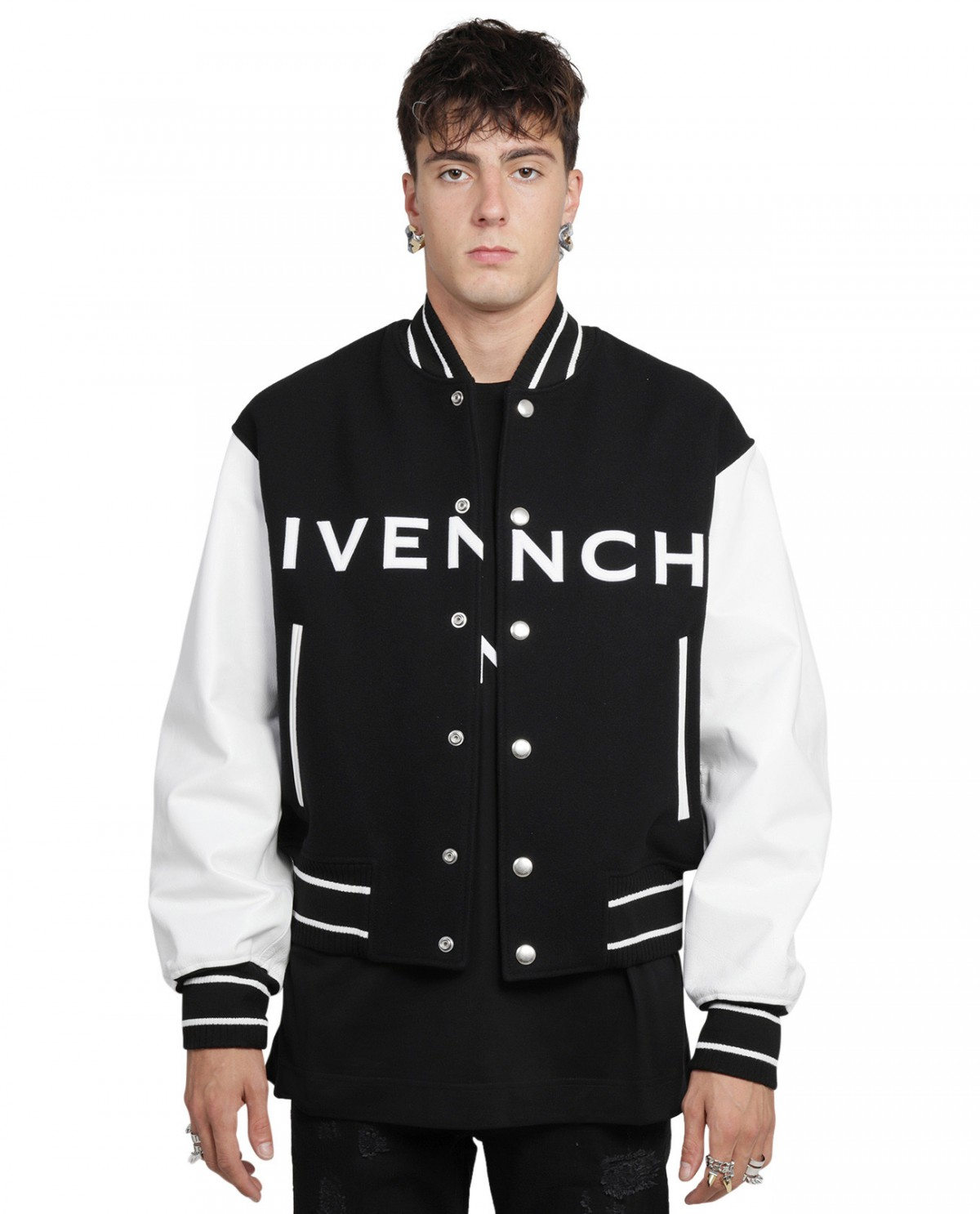 Givenchy blue windbreaker