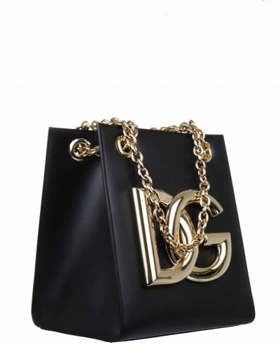 Marc Jacobs black Tag Tote 31 bag