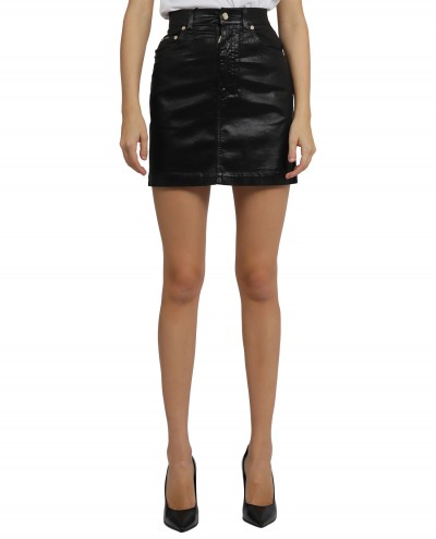Rick Owens black Pillar skirt