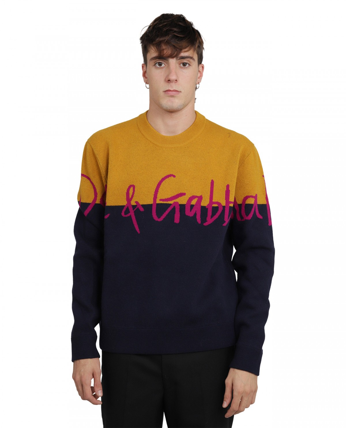 Polo Ralph Lauren white sweatshirt