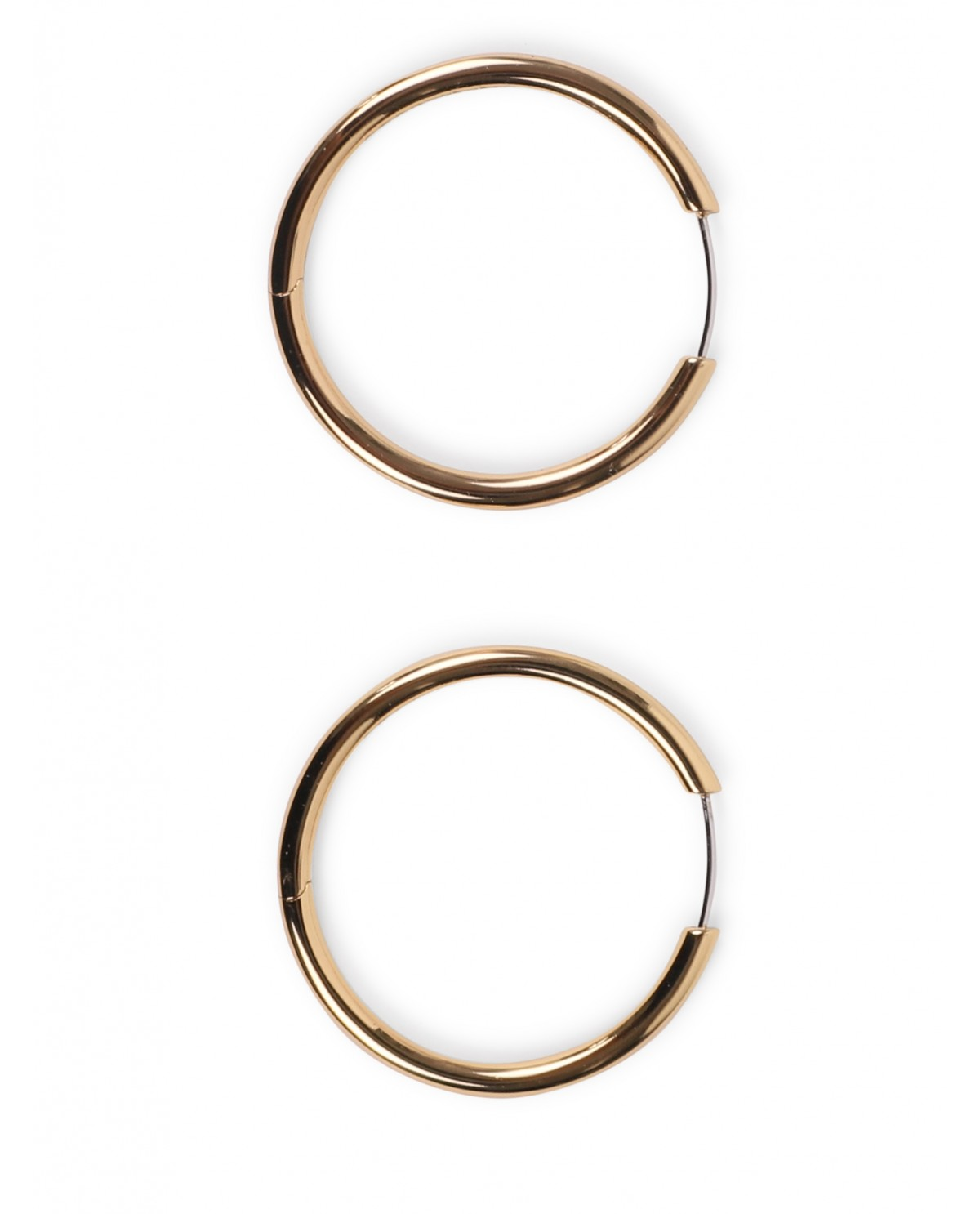 Marc Jacobs Bubbly Hinge hoops