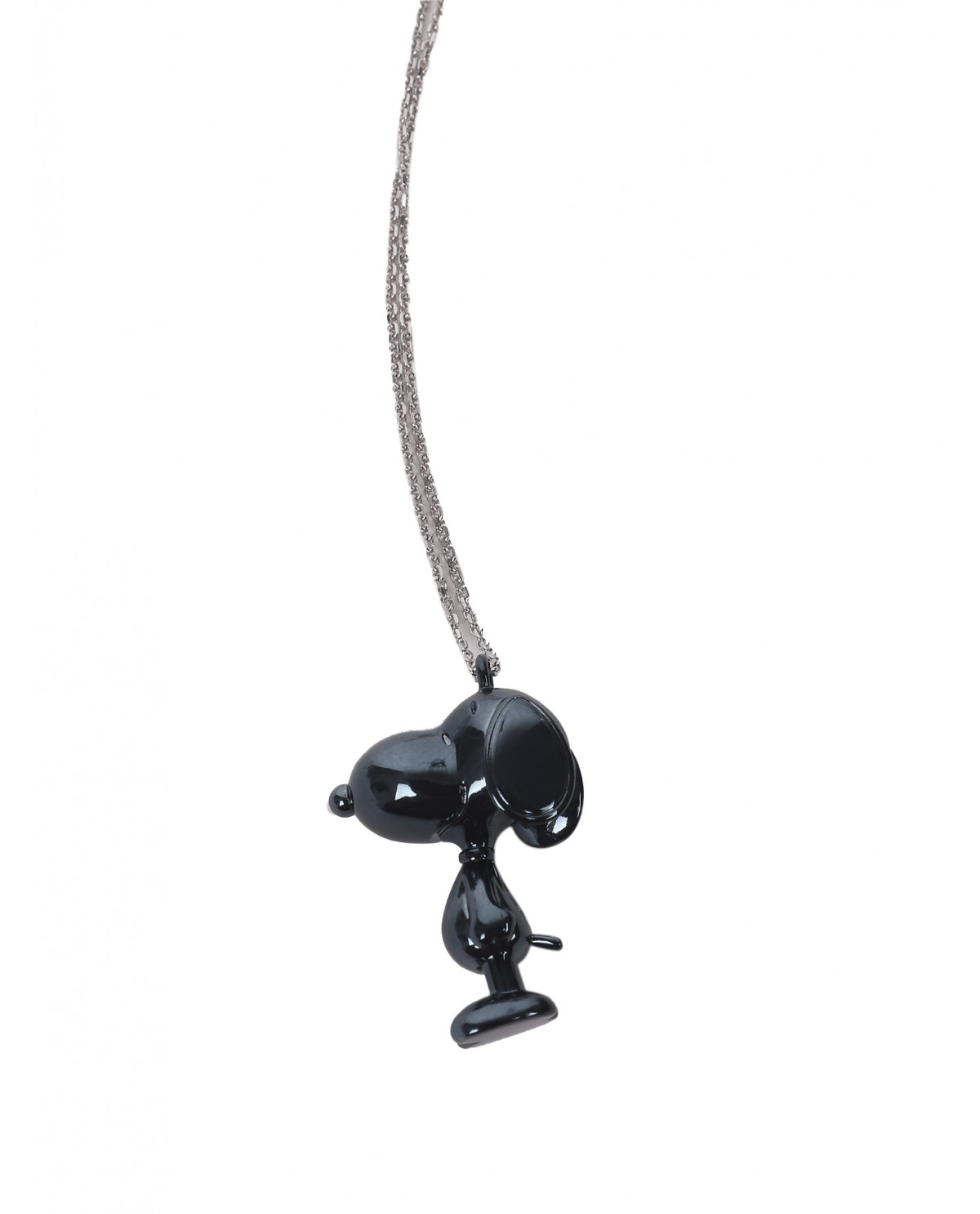 Marc Jacobs blue Peanuts Snoopy necklace
