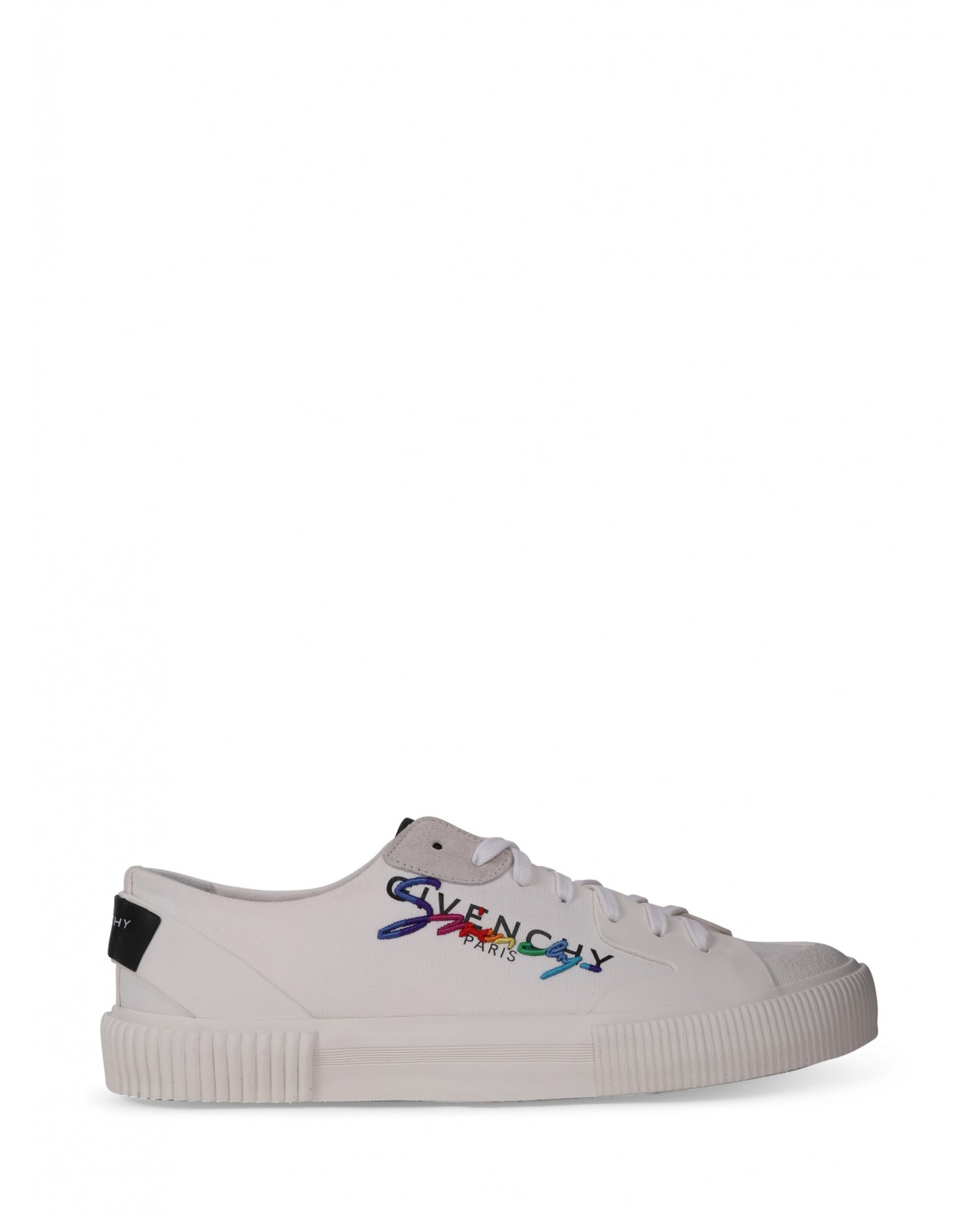Givenchy white logo sneakers