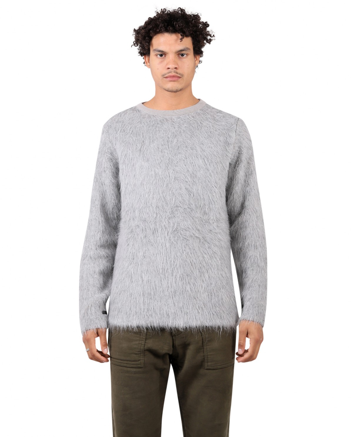 The Inoue Brothers grey Suri sweater
