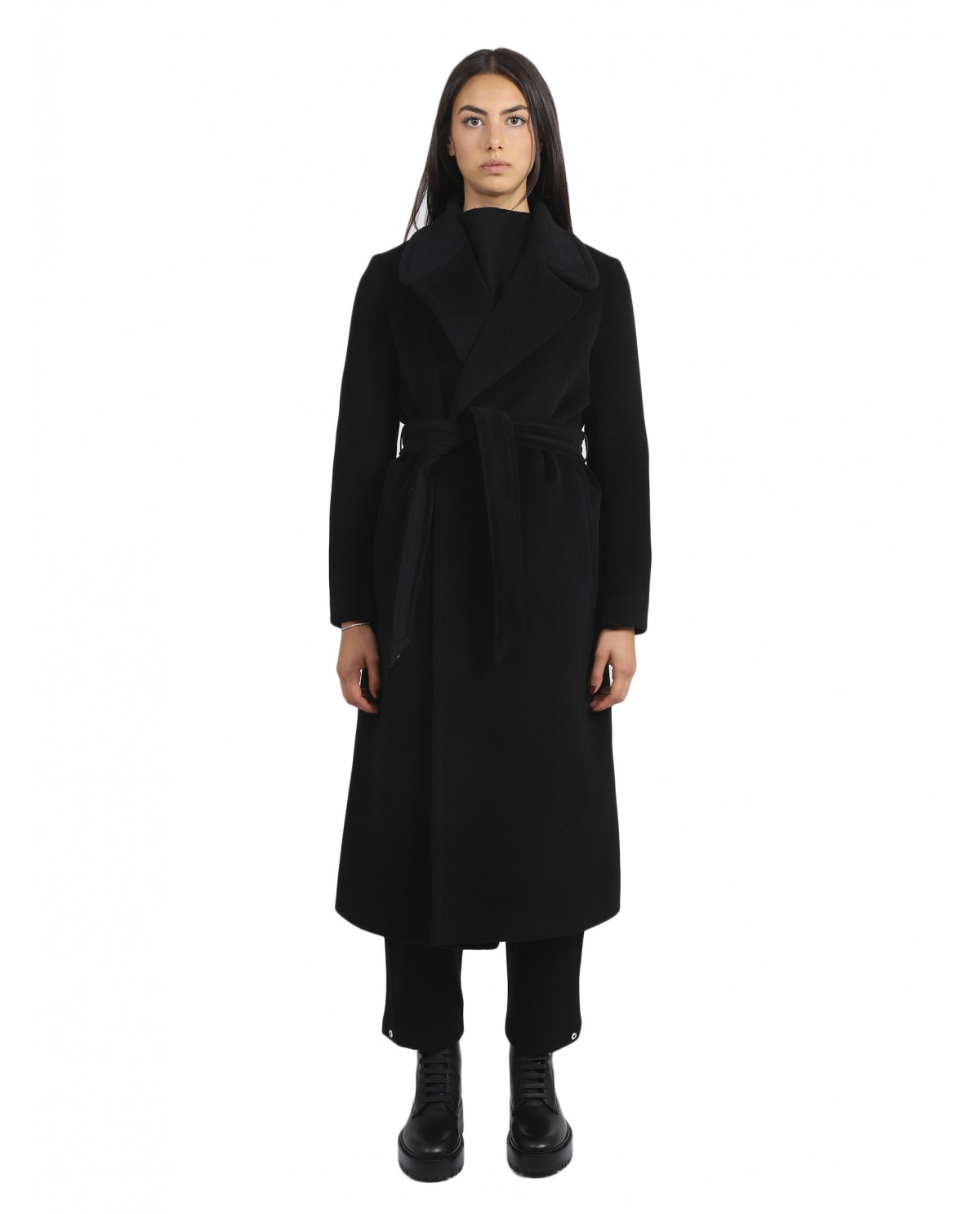 Tagliatore black Molly coat