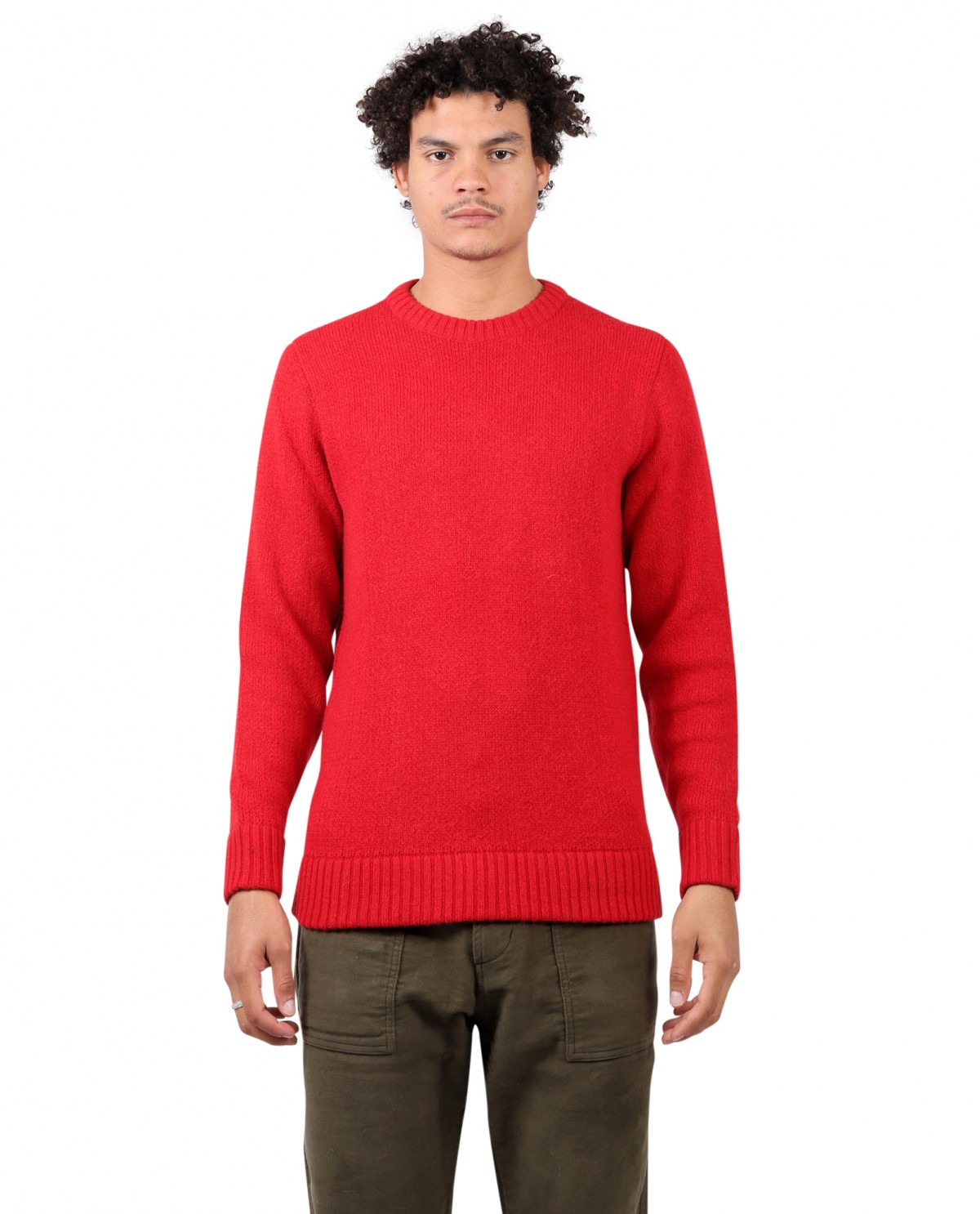 The Inoue Brothers red logo sweater